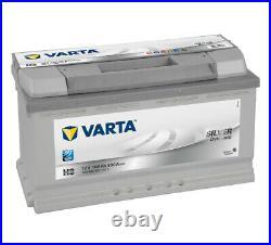 019 Varta H3 Silver Dynamic Car Battery 12V 100Ah 830CCA