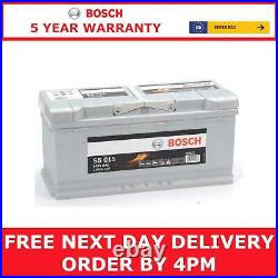 020 Bosch S5015 12V 110Ah Car Battery fits many Audi BMW Land Range Rover Porsch