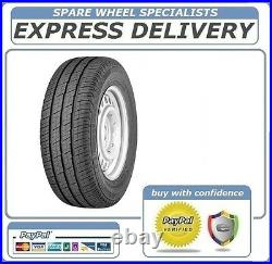 15 Steel Spare Wheel And 215/70r15 Tyre Fits Fiat Ducato (2006-present Day)