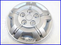 15 To Fit Fiat Ducato Van / Motor Home Deep Dish Wheel Trims Hub Caps Domed New