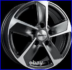 16 B Commercial Motorhome Van Rated Alloy Wheels Fits Fiat Ducato Maxi 5x130