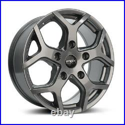 16 G Commercial Motorhome Van Rated Alloy Wheels Fits Fiat Ducato Maxi 5x130