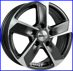 16 Gmf Freeway Alloy Wheels Fits Nv400 Movano Maxi Lt Master Sprinter 5x130
