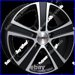 16 H Commercial Motorhome Van Rated Alloy Wheels Fits Fiat Ducato Maxi 5x130
