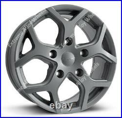 16 M Commercial Motorhome Van Rated Alloy Wheels Fits Fiat Ducato Maxi 5x130