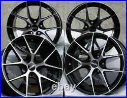 18 BMF GTO Alloy Wheels Fits Vauxhall Vivaro 5x118 2014 Fiat Ducato WR