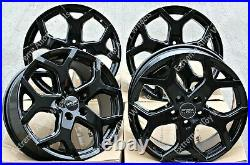 18 Commercial Motorhome Van Rated Alloy Wheels Fits Fiat Ducato 5x118 pcd Only