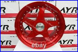 18 R 04 Alloy Wheels Fits Vauxhall Vivaro 5x118 2014 Fiat Ducato WR