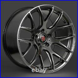 20 H B Cs Mesh Alloy Wheels Fit Vauxhall Vivaro Renault Trafic Nissan Primastar