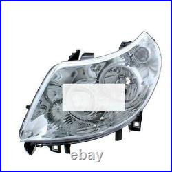 Depo Left Headlight Fits Citroen Relay Peugeot Boxer Fiat Ducato 2006-2011 N/S