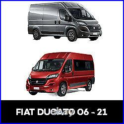 Fiat Ducato Driver Side Sliding Window WITH FIT KIT AND U TRIM 2006 2021