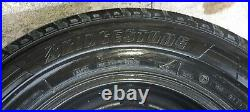 Fiat Ducato / Relay / Boxer Spare Wheel Fitted With Unused 215/70/r15 Tyre
