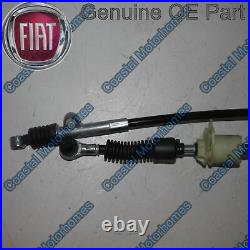Fits Citroen Relay Fiat Ducato Peugeot Boxer Gear Change Cables Linkage OE