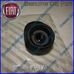Fits Fiat Ducato Boxer Citroen Relay Leather Steering Wheel Knob Controls 14