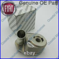 Fits Fiat Ducato Oil Cooler 2.3L JTD OE (2012-Onwards) 5801630224