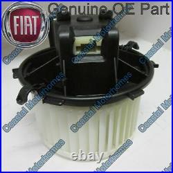 Fits Fiat Ducato Peugeot Boxer Citroen Relay Blower Heater Fan 250 06- 77364234