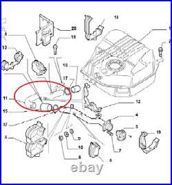 Fits Fiat Ducato Peugeot Boxer Citroen Relay Filler Neck 1329204080