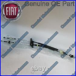 Fits Fiat Ducato Peugeot Boxer Citroen Relay Gear Change Cables Linkage RHD
