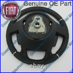 Fits Fiat Ducato Peugeot Boxer Citroen Relay Leather Steering Wheel Knob Control