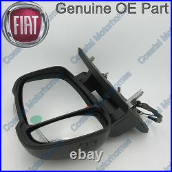 Fits Fiat Ducato Peugeot Boxer Citroen Relay Left Arm Mirror With DAB Aerial 14