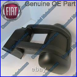 Fits Fiat Ducato Peugeot Boxer Citroen Relay Left Long Arm Mirror With Aerial FM