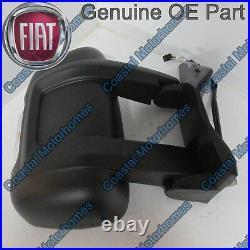 Fits Fiat Ducato Peugeot Boxer Citroen Relay Right Medium Arm Mirror Temp Sender