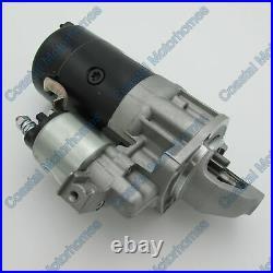 Fits Fiat Ducato Peugeot Boxer Citroen Relay Starter Motor 2.5L Diesel+TD 94-02