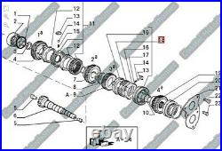 Fits Talbot Express Fiat Ducato Synchronisation 3rd4th Gear PeugeotJ5 CitroenC25