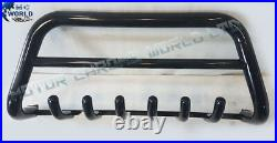 Fits To Fiat Ducato & Citroen Relay / Jumper Black Bull Bar Axle A-bar 94-06 Hpb