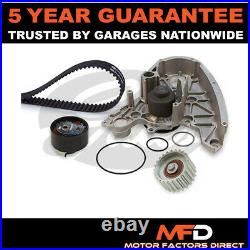 Gates Timing Belt + Water Pump Kit Fits Fiat Ducato Iveco Daily