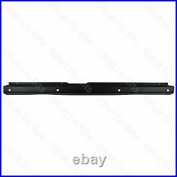 Genuine Fiat Ducato Rear Bumper fits 2018 & later WITH Parking Sensor Holes