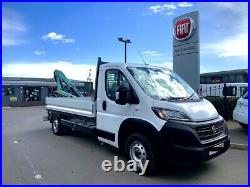 NEW 2021 Fiat Ducato Maxi Chassis Cab fitted with Copma 35.3