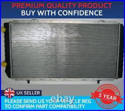 Radiator To Fit Citroen Jumper Relay Peugeot Boxer Fiat Ducato 1994 To 2006