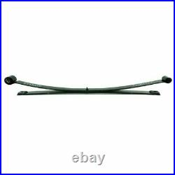 Rear Leaf Spring fits Fiat Ducato Peugeot Boxer Relay 06+ REAR 2-LEAFS