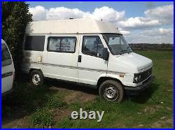 Talbot Express Fiat Ducato FRONT DOORS Mk2 WILL FIT Mk1 DELIVERY POSSIBLE