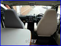 To Fit A Fiat Ducato Motorhome, 2020 Model, Tall Pilot Seat Covers India MH-1009