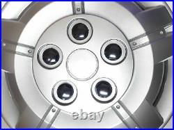 To fit Fiat Ducato Van / motor home Wheel Trims 15 Set x 4 new